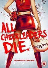 All Cheerleaders Die DVD Caitlin Stasey Chris Sivertson USA Horror Movie NEW