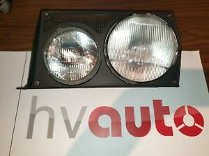 Headlight Headlights Fari Lancia Delta Integral Complete Set Left