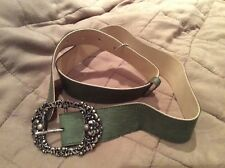 Ladies Women Girls Fashion PU Leather Waist Belt