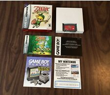The Legend of Zelda: The Minish Cap (Game Boy Advance, GBA) Authentic - Complete