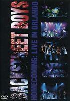 Backstreet Boys: Homecoming - Live in Orlando (2000, DVD NUOVO) (REGIONE 1)