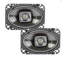 Polk Audio DB462 4x6 Coaxial Speakers with Marine Certification