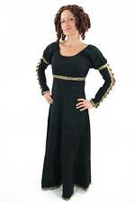 Classy Costume Dress Vampire Gothic Victorian Romantic 36/S