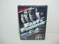 Fast Furious DVD Movie