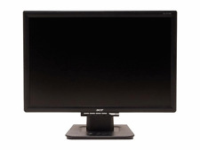 Acer AL1916W 19 inch Widescreen LCD Desktop Monitor 100% Working Condition
