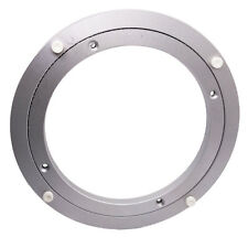 US Stock 8'' 200mm Home Hardware Aluminum Round Lazy Susan Bearing Turntable