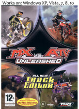 MX vs ATV Unleashed PC Racing Game