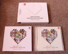 Nintendo Sound Selection [ Endings & Credits ] - 2-Disc CD & Premium Booklet New