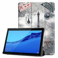 Cover Per Huawei Mediapad M5 Lite 10 Custodia Protettiva Borsa Smart Case