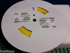 "200' Sumitomo Electric Sumimark SM12  1/4"" Heat Shrink tubing YELLOW"