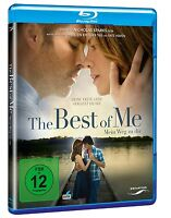 THE BEST OF ME - MEIN WEG ZU DIR BD  BLU-RAY NEU