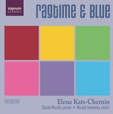 Elena Kats-Chernin - Ragtime & Blues [New CD]