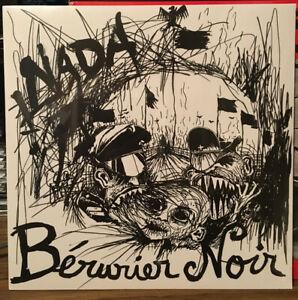 "BERURIER NOIR NADA AZM RECORDS 12"" LP VINYLE NEUF NEW VINYL REISSUE"