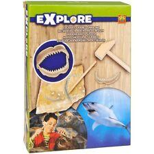 SES Creative Toys - Explore - Excavate Sharks Jaw Bone  - Boys Toys - 25023-B