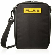 Fluke Networks C25 Large Soft Case For Digital Multimeters - Top-loading -