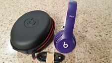 Beats by Dr. Dre Solo3 Club Collection On Ear Wireless Headphones Pop Violet