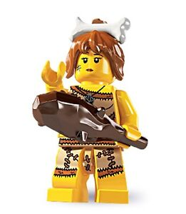 Lego minifig series 5 Cave woman