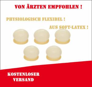 5 x anatomisch adaptive Membran Mittel (Gelb) für Penimaster Pro
