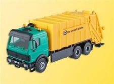 Kibri 15010 MB SK Camion Spazzatura per container, Kit di costruzione, H0