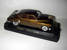 Solido 1/43 - Tucker van 1948 - brown - MIB