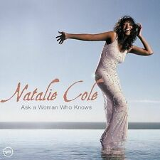 Natalie Cole Ask a Woman Who Knows UK IMPORT CD NEW SEALED HMV