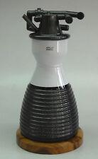 Lr-87 Aerojet General Rocket Engine Mahogany Kiln Dry Wood Model Large New