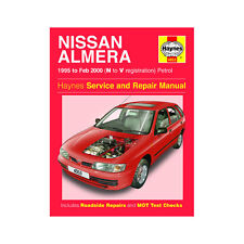 buy almera nissan car service repair manuals ebay rh ebay co uk 2012 Nissan Sentra 2012 Nissan Sentra