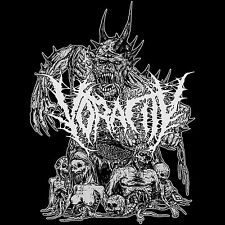 Voracity - voracity NEW RELEASE  Abominable Putridity Defeated Sanity Disgorge