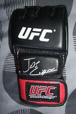 JUNIOR DOS SANTOS SIGNED UFC GLOVE DC/COA UFC CHAMP CIGANO