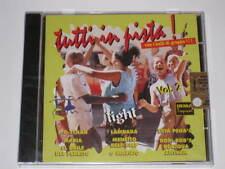 TUTTI IN PISTA VOL 2 LIGHT RICKY MARTIN CARIOC IRMA CD