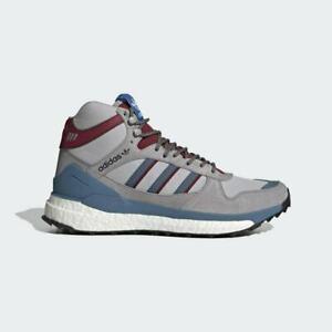 Adidas Marathon Free Hiker Human Made Men's Hiking Shoes Grey/Burgundy FY9149