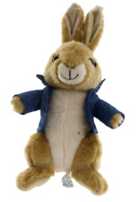 "NEW OFFICIAL 8"" PETER RABBIT SOFT PLUSH TOY PETER"