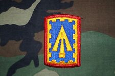 Military Patch US Army Dress Colored 108th Air Defense Artillery BDE Sew-on