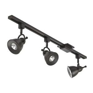 NEW!!  LITHONIA LIGHTING Bell 44.5 in. 3-Light Oil Rubbed Bronze Integrated LED