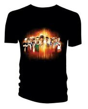 Men's Nuovo Doctor Who 11 Medici Nero T Shirt