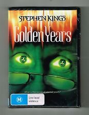 Stephen King's Golden Years : Dvd 2-Disc Set Brand New & Sealed