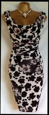GORGEOUS PHASE EIGHT SIZE 16 PANSY OCCASION DRESS