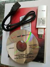 Pantech UM175VW USB Modem Verizon Qualcomm 3G CDMA Aircard Wireless Internet