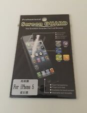 Screen Guard for iPhone 5
