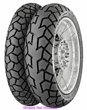 Continental 100/90-19 & 130/80-17 TKC70 Adventure Tire Set For 01-07 BMW F650GS