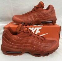 Nike Air Max 95 Triple Red CQ9969-600 Men's Size 8.5 Sneakers NEW IN BOX