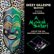 Dizzy Gillespie - Musical Safari Live at Monterey [New CD] Spain - Import