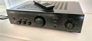 Amazing Denon PMA-600NE 2x70W Integrated Bluetooth Amplifier - Black