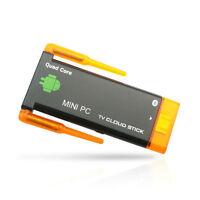 Android 5.1 CX919 II 2G+16G Quad Core MINI PC Smart TV Box dual WIFI TV Stick