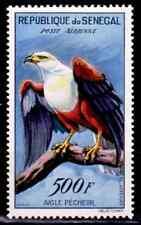 1960-63  SÉNÉGAL  Poste aérienne  Y & T  N° 35  Neuf *  AVEC CHARNIÈRE