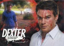 Dexter Season 4 Complete Trading Card Base Set