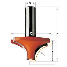 "CMT Ovolo Punta Router Cutter 1-1/4"" di diametro 1/4"" GAMBO 827.095.11"