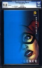 Harley Quinn Convergence 2 CGC 9.8 WP Variant Cover Modern Age DC IGKC L@@K