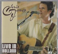 Chris Jones    Live in Holland 1985-2004 CD   sehr rar!!