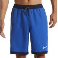 Nike Flex Woven Training Shorts Logo Tape Racer DriFit Shorts Mens Large NWT